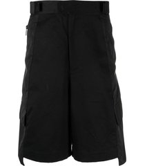 a-cold-wall* panelled cargo shorts
