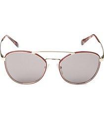 55mm cat eye aviator sunglasses