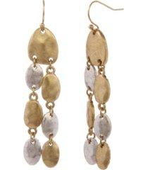 the sak chandelier earrings