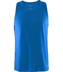 craft tanktop men mind singlet sweden blue-xl
