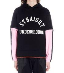 u.p.w.w. straight underground hoodie