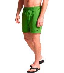 traje de baño class v pull on verde the north face