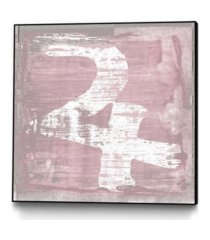 "giant art 30"" x 30"" the deities, jupiter art block framed canvas"
