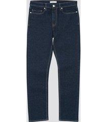 regular jeans - mörkblå