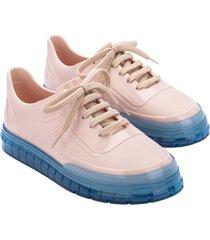 teni rosa azul melissa classic sneaker ad