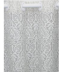cortina  santista 230x280 londres cinza - cinza - dafiti