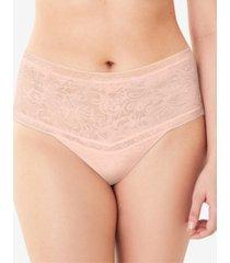 maidenform smoothing high-waist thong underwear #dmtstg