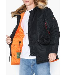 alpha industries n3b vf 59 jackor black
