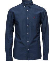 collect shirt ls r noos h skjorta business blå selected homme