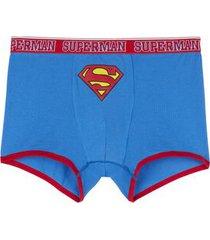 boxer in cotone superman
