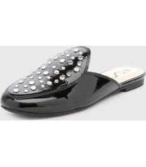 babucha negro stylo shoes