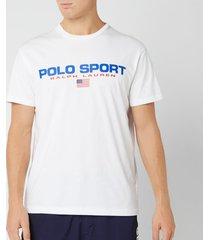 polo sport ralph lauren men's t-shirt - white - xxl