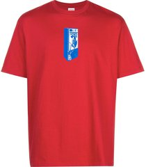 supreme payphone t-shirt - red