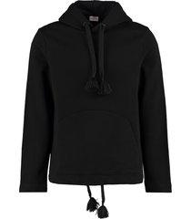 moncler genius cotton hoodie
