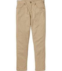pantalone 5 tasche regular fit straight (beige) - bpc bonprix collection