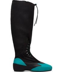 camper lab kiko kostadinov, stivali donna, nero , misura 41 (eu), k400430-001