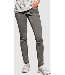 jeans alba moda grijs