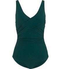 costume intero modellante (verde) - bpc selection