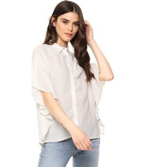 camisa natural koxis alyssum