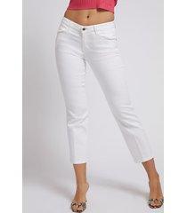 denimowe spodnie ze stretchem fason slim