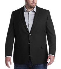 joseph abboud black executive fit blazer