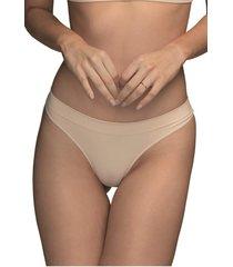 calcinha biquíni ultraleve demillus 53306 marfim - tricae
