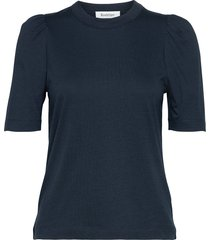 rodebjer dory t-shirts & tops short-sleeved blå rodebjer