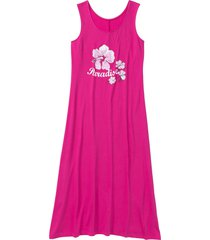 camicia da notte lunga (fucsia) - bpc bonprix collection