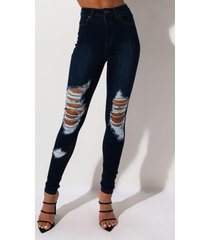 akira carla high rise stretchy skinny jeans