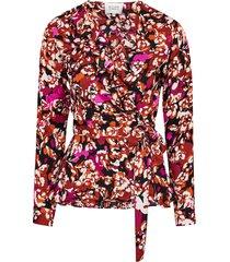 omlottblus sita wrap blouse