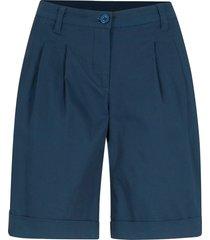 shorts in cotone loose fit (blu) - bpc bonprix collection