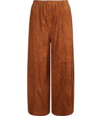 alysi wide leg fit trousers