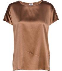 t-shirt short-sleeve t-shirts & tops short-sleeved bruin gerry weber