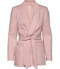 2nd alba blazers casual blazers rosa 2ndday