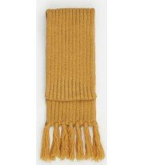 bufanda amarilla cheeky alaska