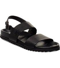 stb-vigo l shoes summer shoes sandals svart shoe the bear