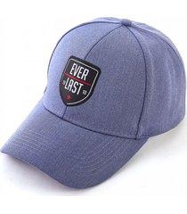 gorra azul everlast