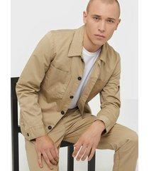 les deux marseille linen jacket jackor grey