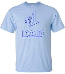 #1 dad jerry seinfeld great gift dad daddy father's day men's tee shirt 293