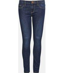 jegging jade jeans - mellanblå