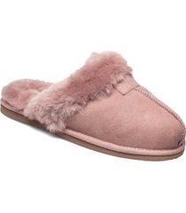 drifa slippers tofflor rosa mjúka