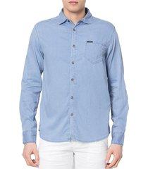 lyocell overhemd