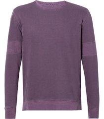 moletom john john stone cuts roxo masculino (potent purple, gg)