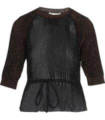 marco de vincenzo lurex sweater