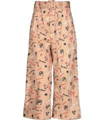 maison scotch 3/4-length shorts