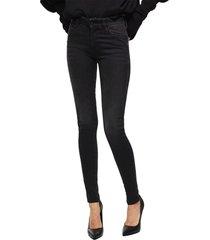 jeans slandy l 32 trousers negro diesel