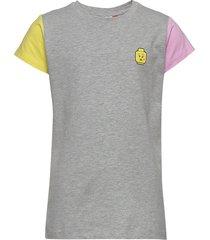 lwt 300 - t shirt s/s t-shirts short-sleeved grå lego wear