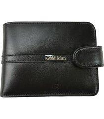 carteira masculina em couro 6685se