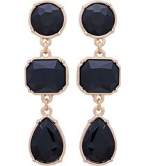 t tahari candied floral drop earring