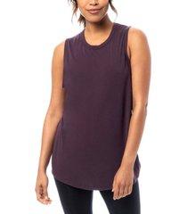 alternative apparel slinky jersey muscle women's tank top